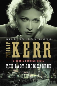 The lady from Zagreb cover image